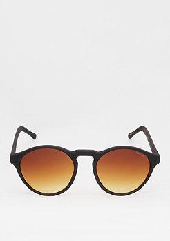 Sonnenbrille Devon black rubber