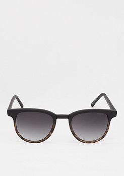 Sonnenbrille Francis matte black/tortoise