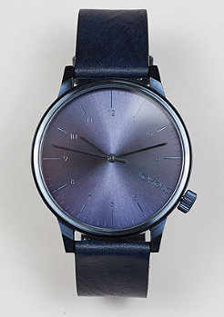 Komono Uhr Winston Regal blue new