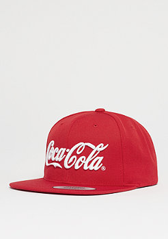 MERCHCODE Coca Cola Logo red