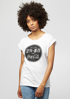 CocaCola Chinese white