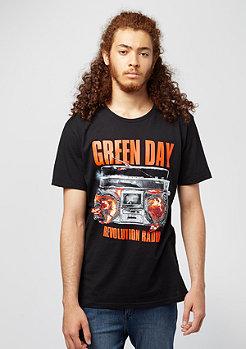 Green Day Radio black