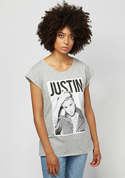 Justin Bieber heather grey