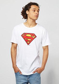 Superman Logo white