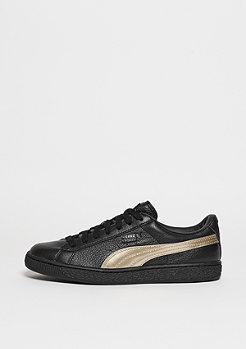 Basket Classic Metallic puma black/silver gold/puma black