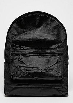 Rucksack Velvet black
