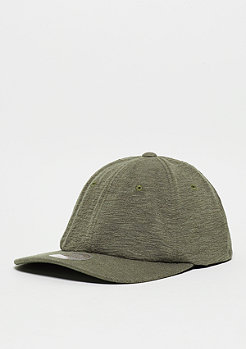 Baseball-Cap Court Stretch olive