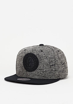 Mitchell & Ness Grounded NBA Brooklyn Nets white