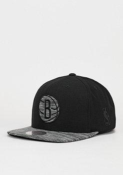 Mitchell & Ness Snapback-Cap Motion NBA Brooklyn Nets black
