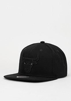 Snapback-Cap Neo Grid NBA Chicago Bulls black