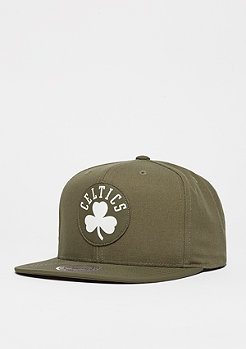 Snapback-Cap Serve NBA Boston Celtics green