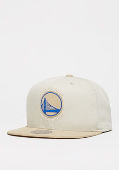 Snapback-Cap Serve NBA Golden State Warriors stone