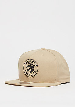 Snapback-Cap Serve NBA Toronto Raptors sand