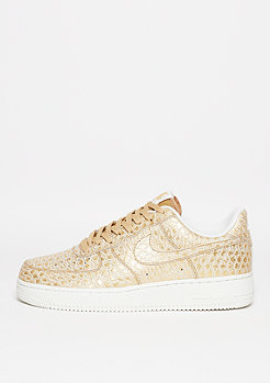 Basketballschuh Air Force 1 07 LV8 metallic gold/metallic gold/summit white