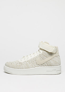 NIKE Basketballschuh Air Force 1 Flyknit sail/sail/pale grey