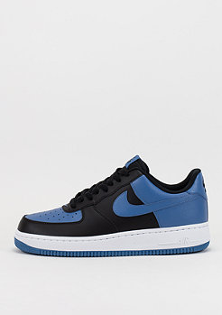 Air Force 1 black/star blue/white