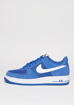 Basketballschuh Air Force 1 star blue/white
