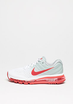 Air Max 2017 (GS) white/sport red/wolf grey