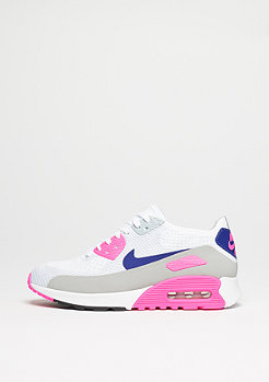 Schuh Wmns Air Max 90 Ultra 2.0 Flyknit white/concord/laser pink
