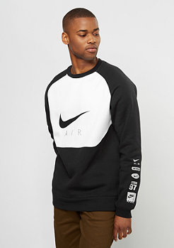 Sweatshirt BB Air Hybrid black/white/black