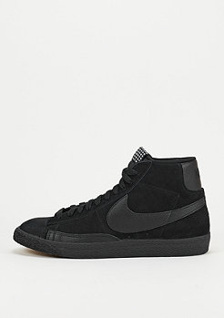 Schuh Blazer Mid Premium Vintage black/white/gum light brown