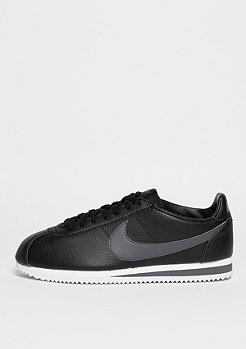 NIKE Laufschuh Classic Cortez Leather black/dark grey/white