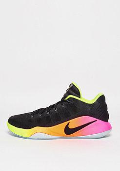 Basketballschuh Hyperdunk 2016 Low black/white/volt/total orange