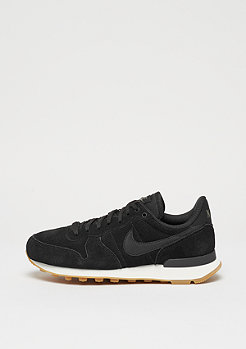 NIKE Internationalist SE black/black/deep green