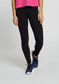 Leggings Leg-A-See Logo black/white