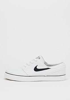 Zoom Stefan Janoski Canvas black/white/gum light brown