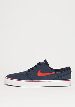 Schuh Air Zoom Stefan Janoski obsidian/university red/red