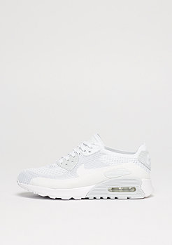 Wmns Air Max 90 Flyknit Ultra 2.0 white/white/pure platinum