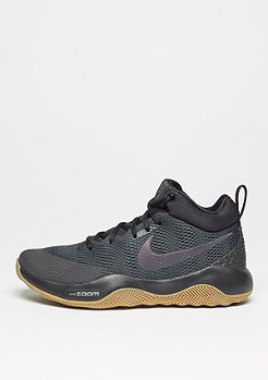 Basketballschuh Zoom Rev black/white/anthracite