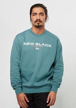 Sweatshirt Sport Crew aqua