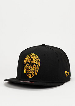 Word Character C3PO 9Fifty black