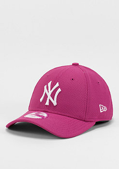 Strapback-Cap Diamond Era Fashion Essential MLB New York Yankees purple