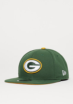 Snapback-Cap 9Fifty NFL Green Bay Packers Brett Favre green