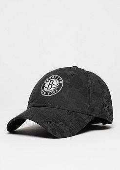 Baseball-Cap 9Forty NBA Brooklyn Nets moody camo/black