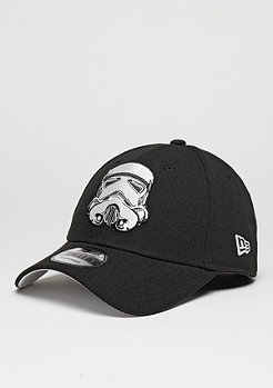 Baseball-Cap 9Forty Star Wars Storm Trooper black