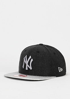 Heather Hex MLB New York Yankees heather black/grey