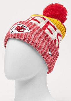 New Era Sideline Bobble Knit NFL Kansas City Chiefs official