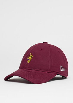 New Era 9Twenty On-Court NBA Cleveland Cavaliers burgundy