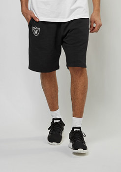 Sportshort Team Apparel NFL Oakland Raiders black