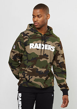 Hooded-Sweatshirt Team NFL Oakland Raiders camo