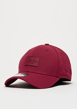 Baseball-Cap 39Thirty Patched Tone cardinal/cardinal