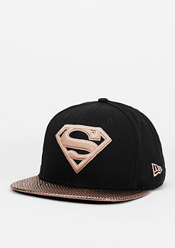 Visor Shine Superman black/gold