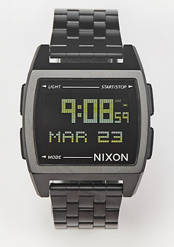 Nixon Uhr Base all black