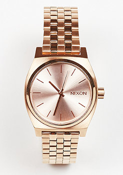Uhr Medium Time Teller all rose gold
