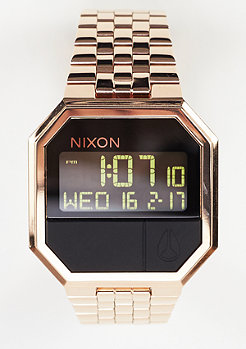 Nixon Uhr Re-Run all rose gold