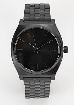 Uhr Time Teller all black